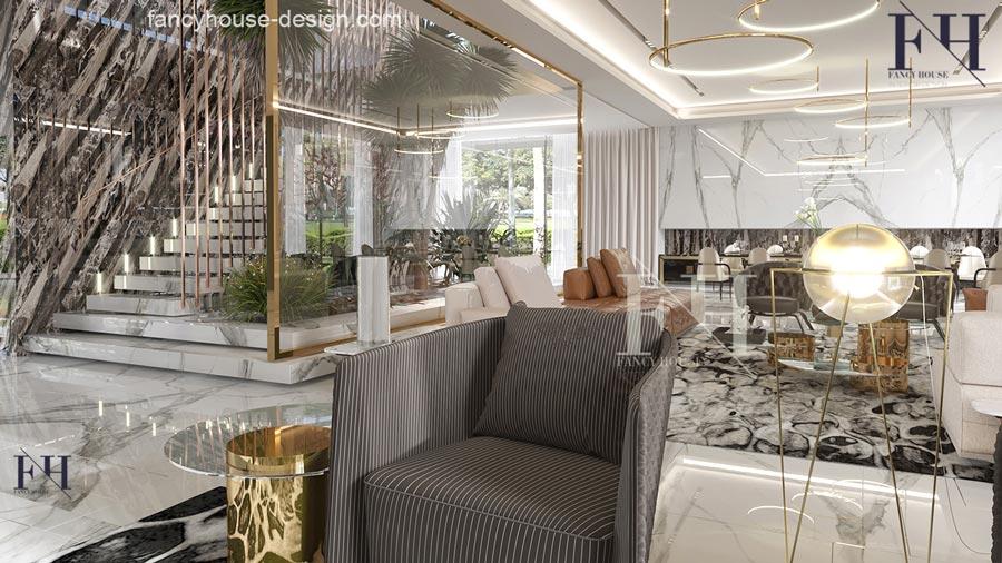 High End Interior Design From Dubai Companies And Designers