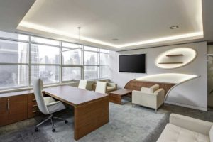 Office interior design in Dubai