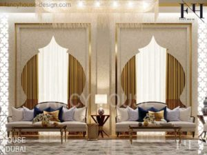 Residential Palace decoration