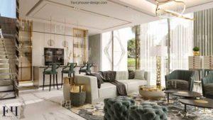 high end residential decoration in Dubai