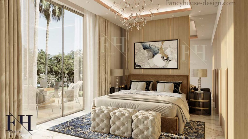 Master Bedroom Interior Design In Dubai Uae Bedroom Designs 2019