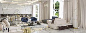 modern luxury home appearance.