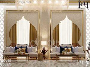 royal palace decoration solution in Dubai