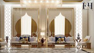 arabic house interior design in Dubai